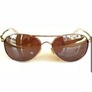Oakley Given Women's Aviator Sunglasses